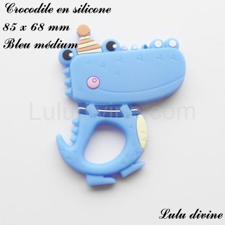 Crocodile en silicone