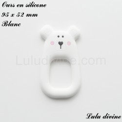 Ours en silicone