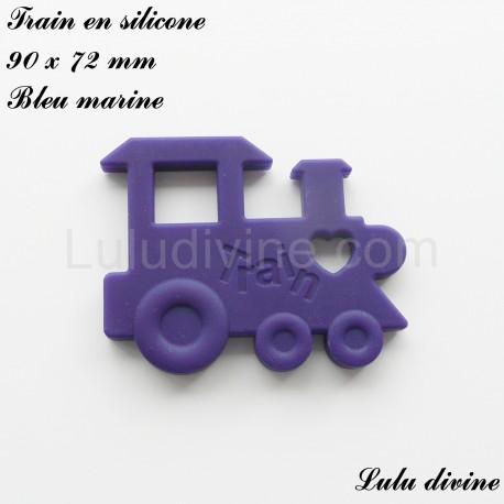 Train en silicone
