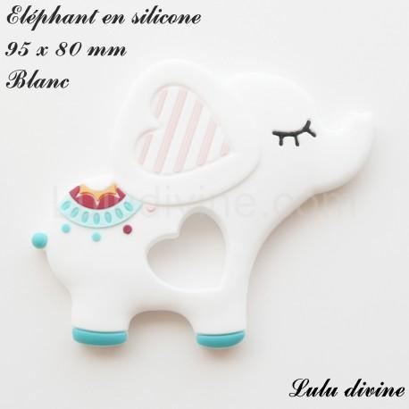 Elèphant en silicone