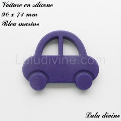 Grosse voiture en silicone