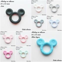 Mickey en silicone
