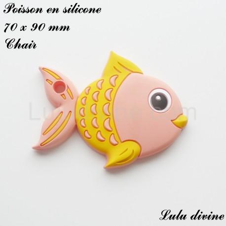 Poisson en silicone Chair
