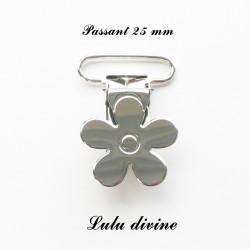 Pince Fleur 25 mm Métal