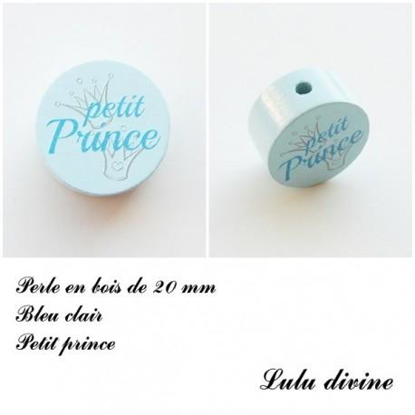 Perle en bois, Petit prince
