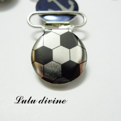 Pince 25 mm : ballon de foot