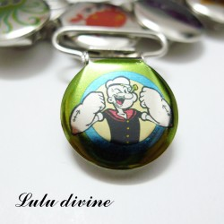 Pince 25 mm : Popeye