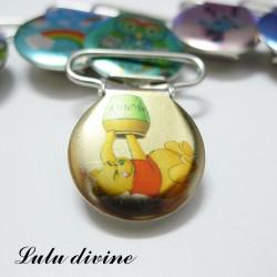 Pince 25 mm : Winnie