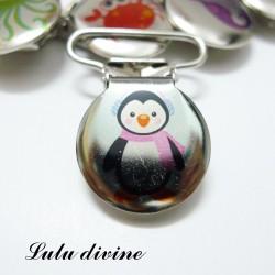 Pince 25 mm : Pingouin