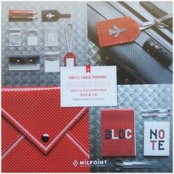 Vinyle perforé Cahier 2 : pour Elle & Lui
