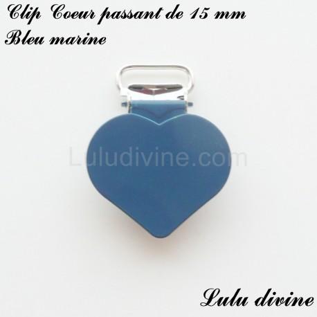 Pince cœur 15/20/25 mm